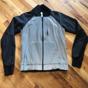 Lululemon Reflective Running Jacket